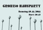 Hausparty 2011 (Rückseite)