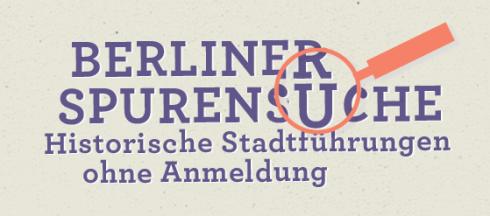 Berliner Spurensuche