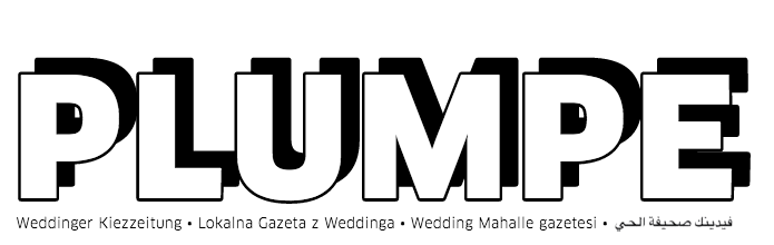 Plumpe Wedding Kiez Zeitung